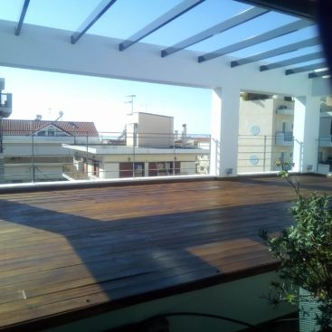 deck κατασκευή