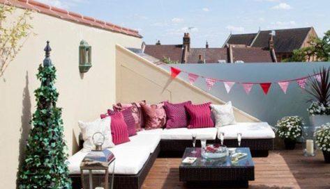 roof garden κατασκευες